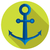morza · kotwica · łańcucha · ikona · czarno · białe · podpisania - zdjęcia stock © fosin