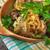 poulet · jambes · sel · épices · plaque - photo stock © fotoaloja