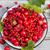 framboesas · tigela · fresco · de · comida · luz - foto stock © fotoaloja