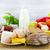 bakkal · ürünleri · sebze · meyve · et - stok fotoğraf © fotoaloja