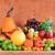 mand · appels · tabel · boomgaard · heerlijk · boom - stockfoto © fotoaloja