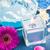 elementos · estância · termal · perfumado · velas · saúde · beleza - foto stock © fotoaloja
