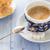 croissants · tabel · cake · diner · ontbijt - stockfoto © fotoaloja