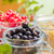 noir · rouge · blanche · cerises · fruits · jardin - photo stock © fotoaloja