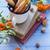 colorido · lápis · água · bubbles · estudante - foto stock © fotoaloja