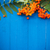 elmebaj · szöveg · kockák · színes · fa · asztal · üzlet - stock fotó © fotoaloja