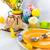 豌豆 · 雞蛋 · 餐廳 · 雞蛋 · 綠色 - 商業照片 © fotoaloja