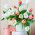 easter still life bouquet spring tulips stock photo © fotoaloja