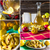 айва · фрукты · деревянный · стол · вязанье · серый - Сток-фото © fotoaloja