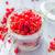 vermelho · groselha · tigela · congestionamento · vidro · fresco - foto stock © fotoaloja
