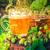 pint · gouden · bier · houten · drinken · leven - stockfoto © fotoaloja
