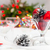 Christmas xmas eve table setting stock photo © fotoaloja