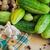 malzemeler · hazırlık · salatalık · çiftlik · pazar · bitki - stok fotoğraf © fotoaloja