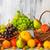 pomelo · jugo · mesa · de · madera · frescos · frutas - foto stock © fotoaloja