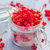 vermelho · groselha · vidro · tigela · fresco · doce - foto stock © fotoaloja