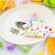 çatal · bıçak · takımı · peçete · Paskalya · tablo · yumurta · restoran - stok fotoğraf © fotoaloja