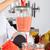 chef · frutas · sandía · Shake · mujer - foto stock © fotoedu