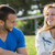 Dating couples stock photo © fotoedu