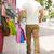 mirando · tienda · ventana · compras · departamento - foto stock © fotoedu