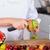 şef · krep · tatlı · tava · mutfak - stok fotoğraf © fotoedu