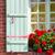 window with wooden shutters stock photo © fotoedu
