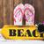 пляж · белый · лет - Сток-фото © fotoedu