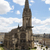 igreja · francês · relógio · natureza · torre - foto stock © fotoedu