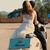 Pareja · viaje · listo · abierto · bolsas - foto stock © fotoedu