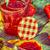 strawberry jam stock photo © fotoedu