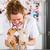 ветеринар · собака · ветеринар · экзамены · здоровья · врач - Сток-фото © fotoedu