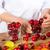 chef · frutas · delicioso · cerezas · mujer · alimentos - foto stock © fotoedu