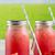 fagyott · görögdinnye · csészék · frissítő · házi · készítésű · étel - stock fotó © fotoedu
