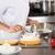 preparazione · chef · mano · nero · alimentare · cucina - foto d'archivio © fotoedu