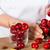 chef · frutas · delicioso · dulce · sandía - foto stock © fotoedu