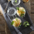 yoğurt · elma · nane · tanıtım · ilk · kahvaltı - stok fotoğraf © Fotografiche