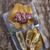 szalámi · bemutató · tipikus · toszkán · kenyér · vacsora - stock fotó © Fotografiche