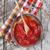 hámozott · paradicsomok · előkészítés · serpenyő · mártás · paradicsom - stock fotó © Fotografiche