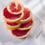 dilimleri · kırmızı · greyfurt · gıda · diyet · sağlıklı - stok fotoğraf © Fotografiche