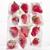çilek · tanıtım · su · gıda · meyve - stok fotoğraf © Fotografiche
