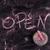 açmak · yazılı · grafik · açılış · renkli · tebeşir - stok fotoğraf © Fotografiche