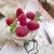 yogurt and raspberries stock photo © fotografiche
