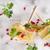 carámbano · agrios · mixto · presentación · granada · perejil - foto stock © Fotografiche