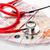 saúde · estetoscópio · seringa · 50 · euro · notas - foto stock © fotoquique