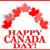 happy canada day card Сток-фото © fotoscool