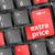 lucro · palavra · verde · teclado · imagem - foto stock © fotoscool