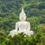 adorar · guardião · espírito · Tailândia · folha · verde - foto stock © frameangel