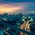 negócio · edifício · Bangkok · cidade · vida · noturna · transporte - foto stock © FrameAngel
