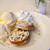 waffle · sorvete · chocolate · baunilha · branco · prato - foto stock © frameangel