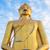 posąg · Buddy · Błękitne · niebo · świątyni · Wietnam · twarz - zdjęcia stock © frameangel