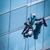 gruppo · lavoratori · pulizia · Windows · servizio · alto - foto d'archivio © frameangel